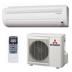 Mitsubishi-Ductless-Air-Conditioning