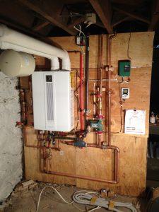 high efficiency boiler install in suffern ny